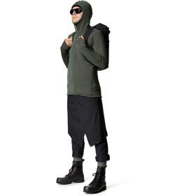 Houdini Power Air Houdi Fleece Jacket Men baremark green